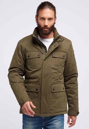 Light jacket - military olive
