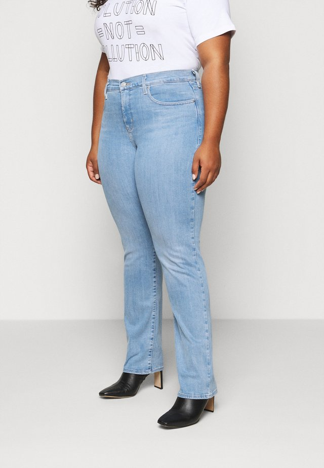 314 PL SHAPING STRAIGHT - Straight leg jeans - rio no chill