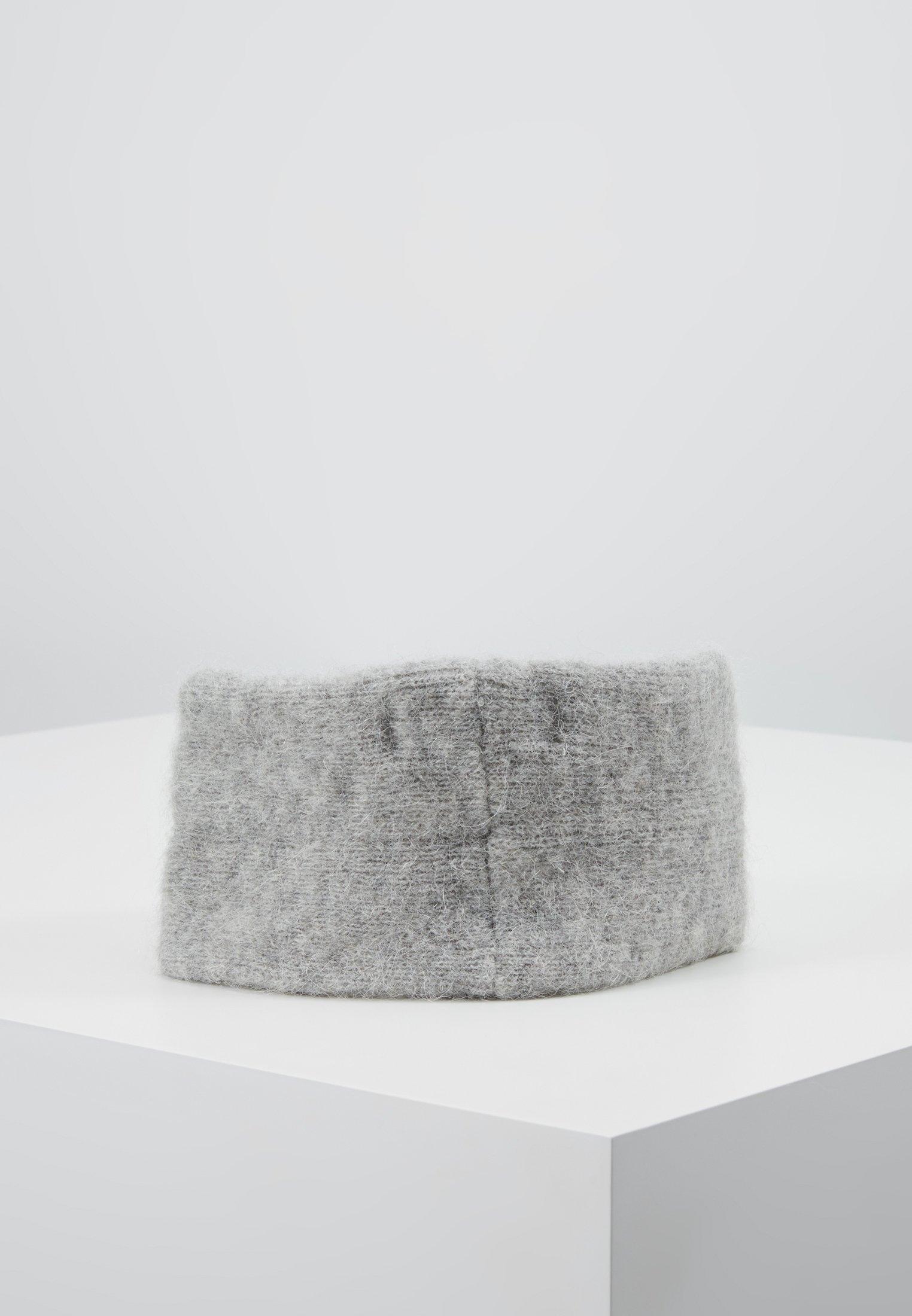 Moss Copenhagen KIKKA HEADBAND - Ørevarmere - light grey/lysgrå MxT6mVogPCWOsxu