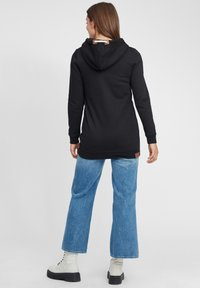 Oxmo - VICKY  - Zip-up hoodie - black - 2