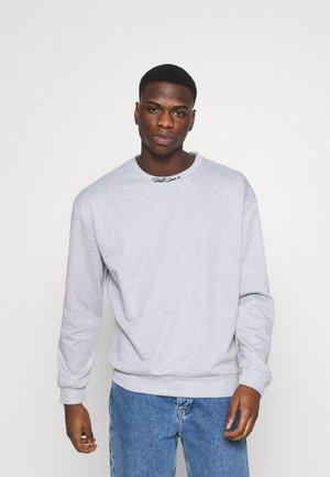 BACK WAS SIGNATURE - Sweatshirt - light grey