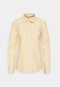 GAP - Button-down blouse - gold - 0