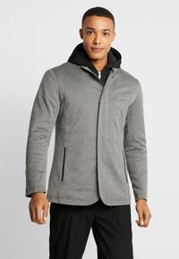 Piazza Italia - GIACCONE - Light jacket - grey - 0
