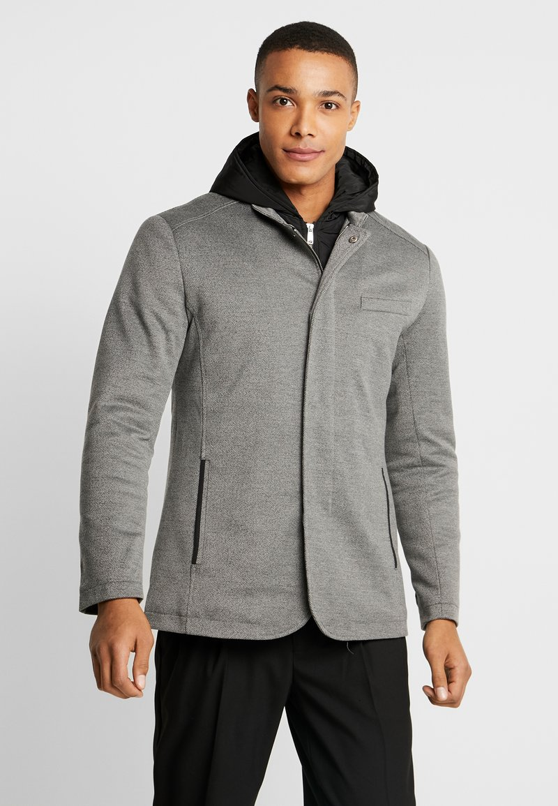 Piazza Italia - GIACCONE - Light jacket - grey