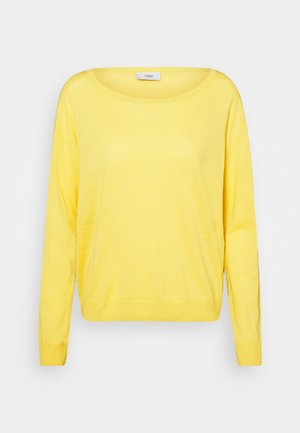 WOMENS  - Jumper - strong mustard