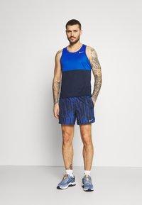 Nike Performance - SHORT - Pantaloncini sportivi - obsidian/silver - 1