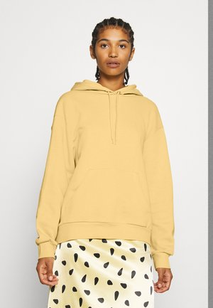 ODA - Hoodie - yellow unique