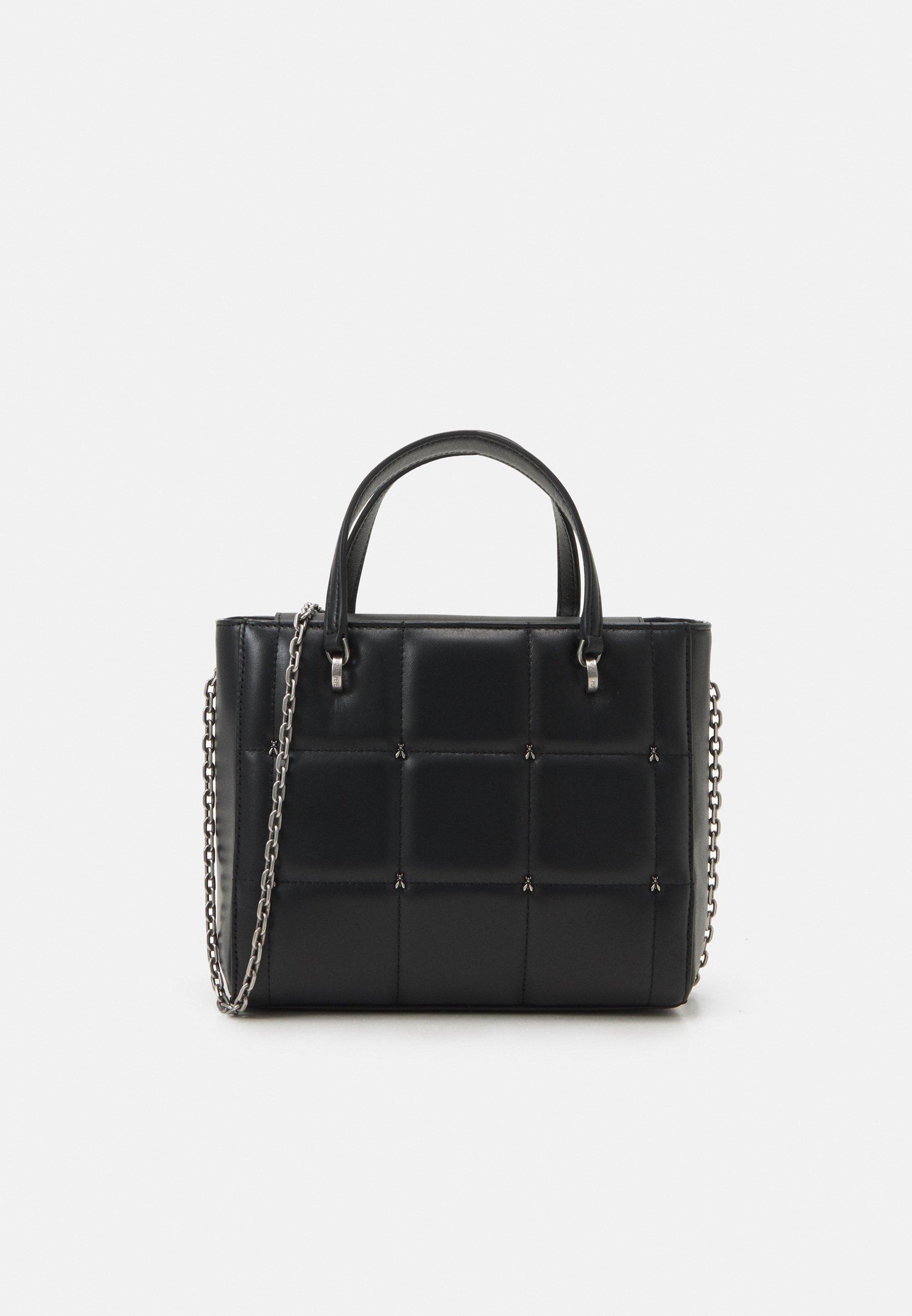 Women FLY SQUARED PUFFY TOP HANDLE - Handbag