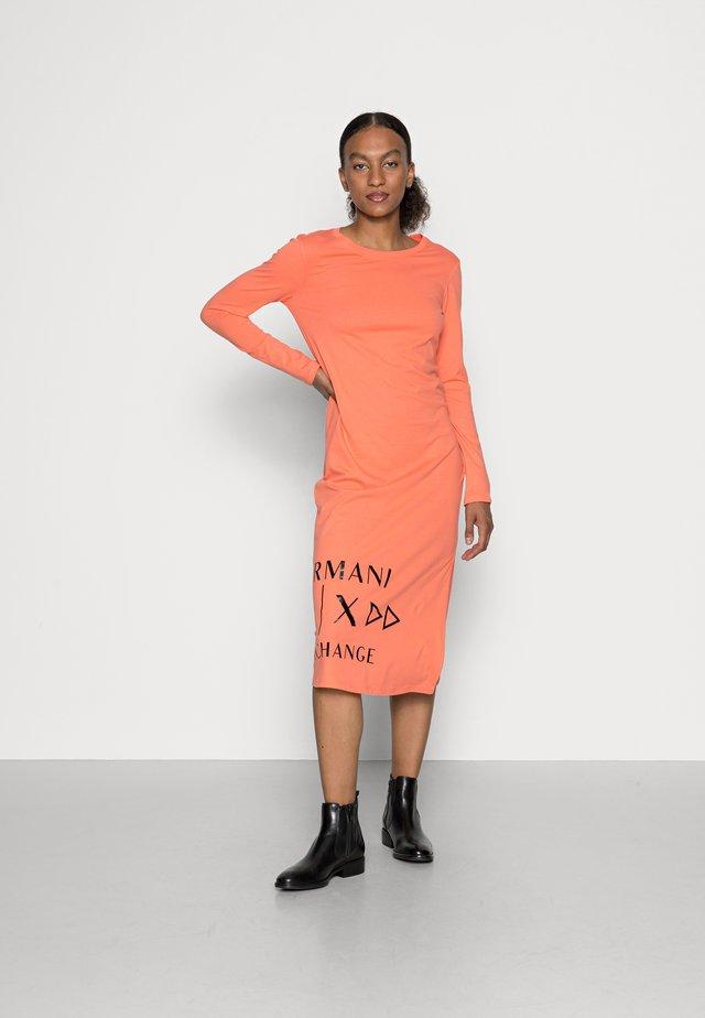 VESTITO  - Vestido ligero - orange sorbet