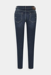 Mos Mosh - NELLY RELOVED  - Straight leg jeans - blue - 1