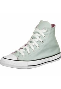 Converse - CHUCK TAYLOR ALL STAR HI - Baskets montantes - blue/white/pink - 2