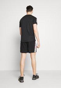 adidas Performance - SATURDAY SHORT - Sportovní kraťasy - black - 2