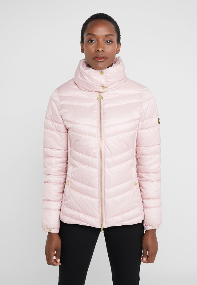 RALLY QUILT - Jas - blusher