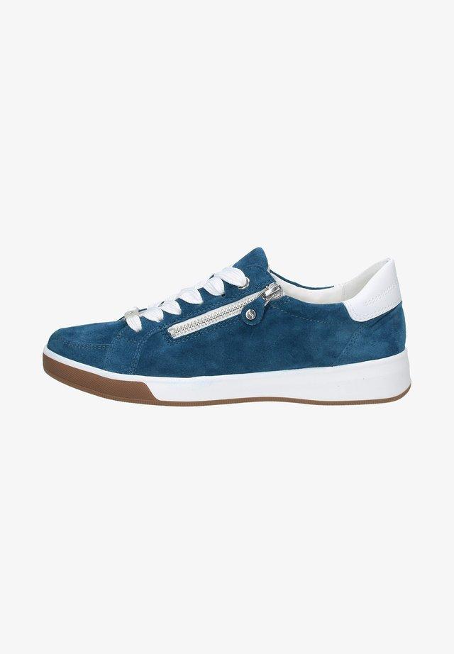 Sneakersy niskie - capri,weiss