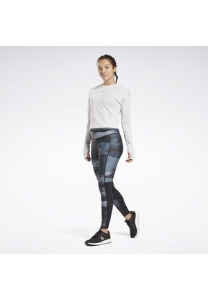 RUNNING ESSENTIALS LEGGINGS - Legging - black