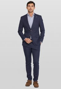 Van Gils - ELLISON SPLIT - Suit jacket - dark blue - 1