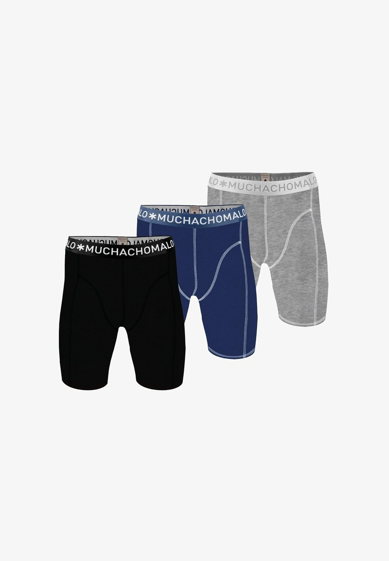 MUCHACHOMALO - 3ER PACK - Boxerky - multicolor
