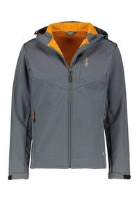 Meru - BREST - Soft shell jacket - dunkelgrau - 4
