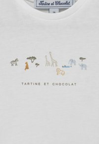 Tartine et Chocolat - Printtipaita - blanc - 2