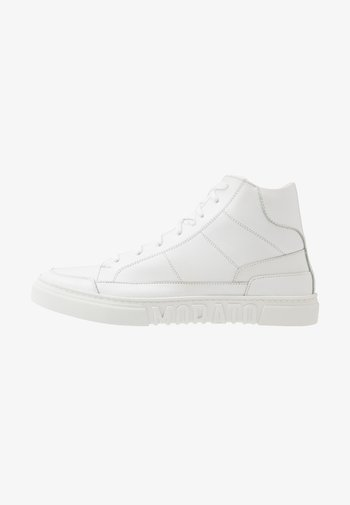 INK STRIKE - High-top trainers - white