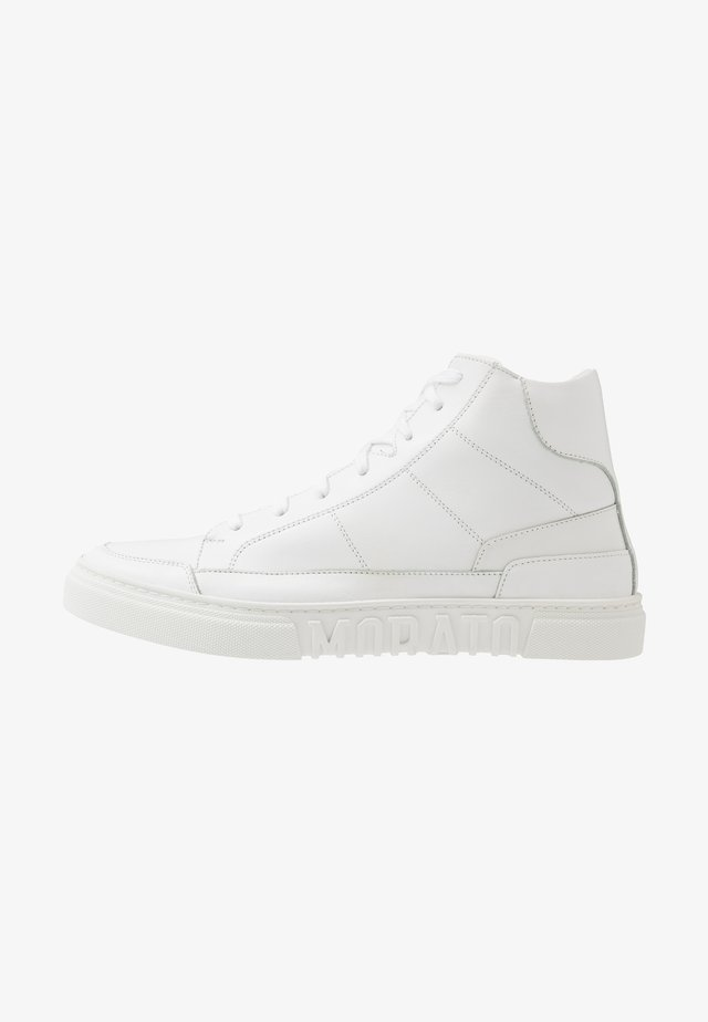INK STRIKE - Sneakers alte - white