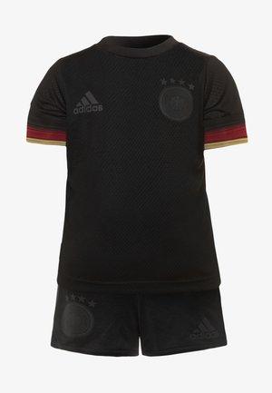 DFB DEUTSCHLAND A BABYKIT - Sportovní kraťasy - black
