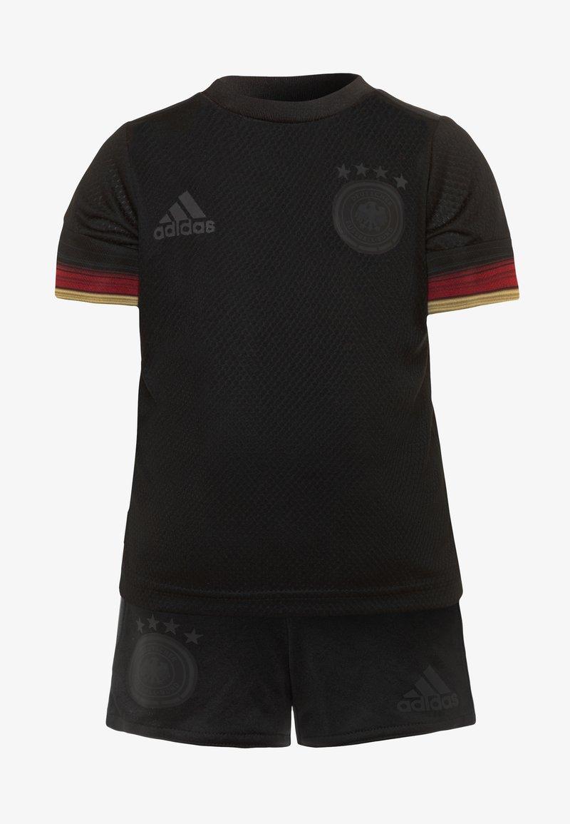 adidas Performance - DFB DEUTSCHLAND A BABYKIT - Klubové oblečení - black