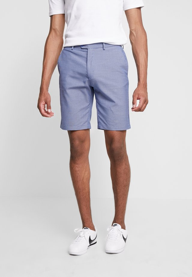 BEXHILL DOGTOOTH  - Shorts - blue