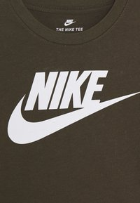 Nike Sportswear - MULTI BRAND UNISEX - Camiseta de manga larga - cargo khaki - 2