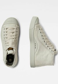 G-Star - ROVULC 50 YEARS DENIM MID SNEAKERS - Sneakers laag - ecru - 2
