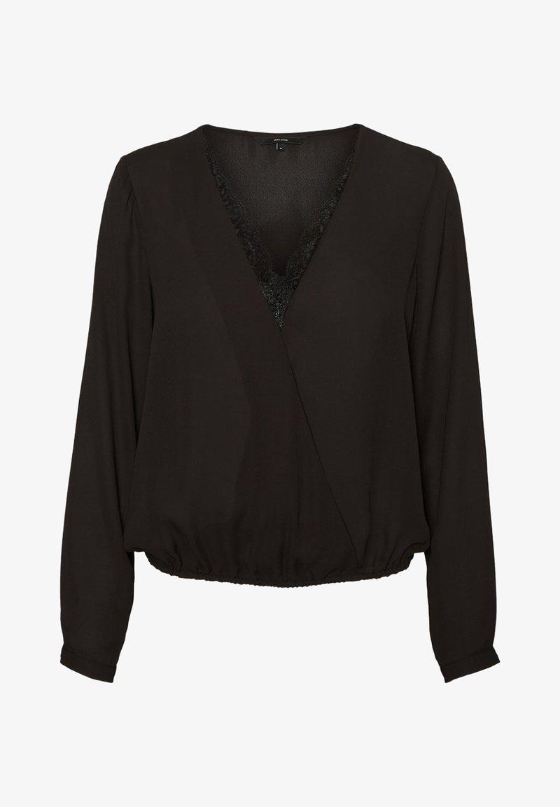 Vero Moda - Blus - black