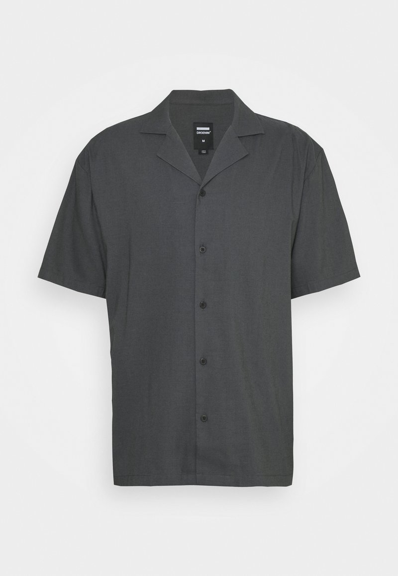 Dr.Denim - MADI - Skjorta - anthracite