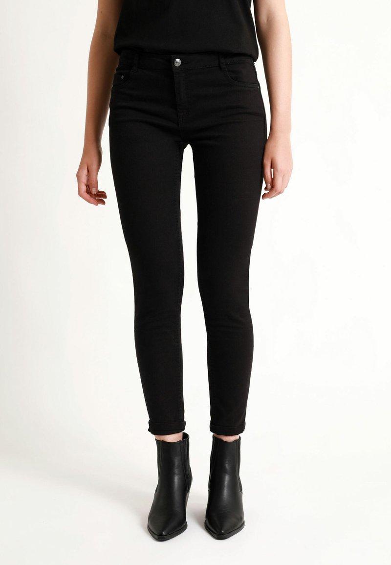 Pimkie - Skinny džíny - black