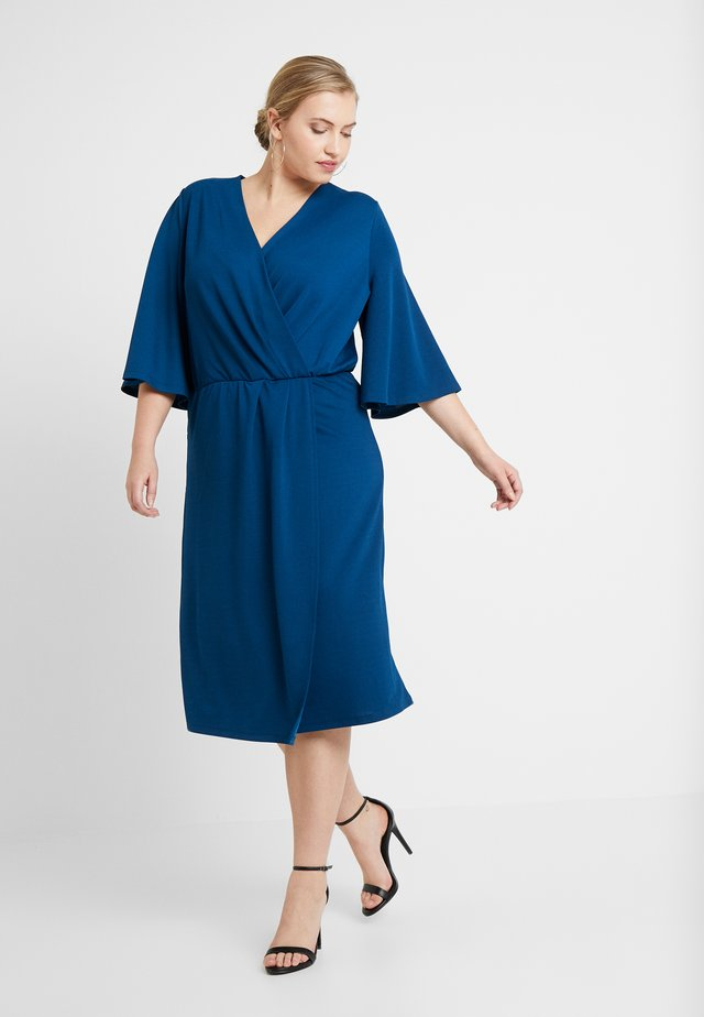 CARBEA  - Sukienka letnia - blue opal