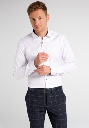 SUPER-SLIM - Formal shirt - weiß