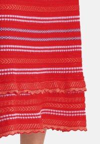 Nicowa - SANAWO - A-line skirt - lila - 3