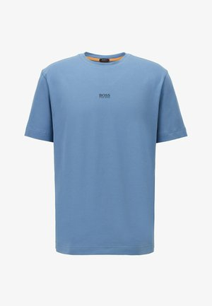 TCHUP - Basic T-shirt - blue