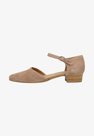 TAMARIS PUMPS - Pumps - taupe