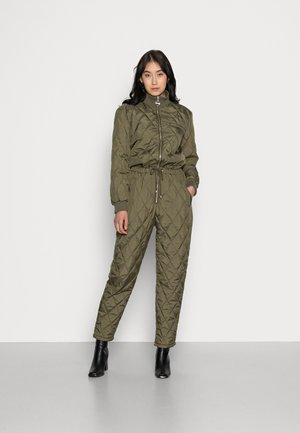 ALL SOLID - Combinaison - olive night