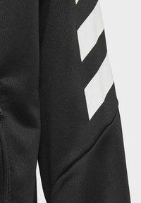 adidas Performance - XFG 3-STRIPES TRACKSUIT - Tracksuit - black - 6