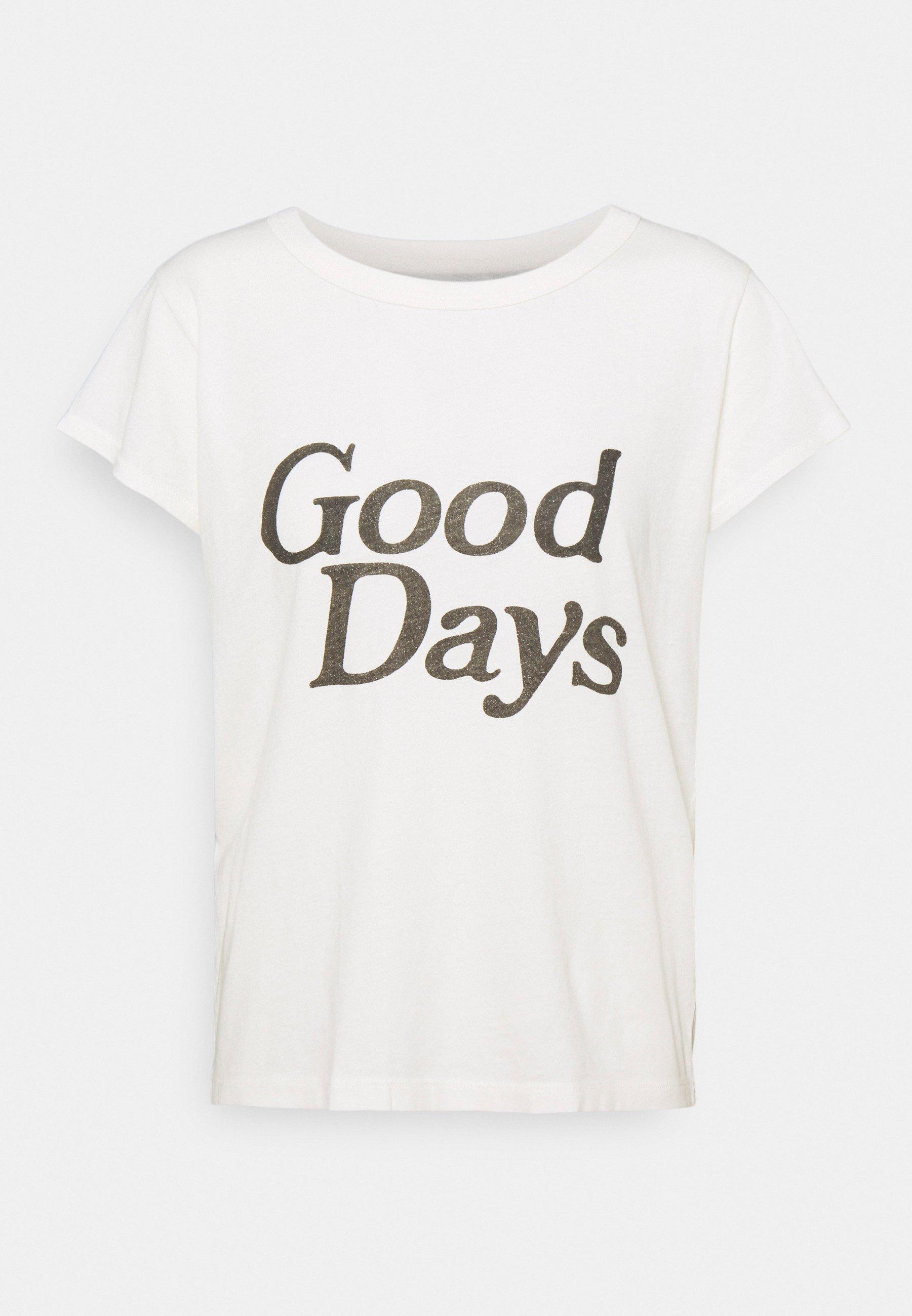 Women DAFFODIL TEE GOOD DAYS GRAPHIC - Print T-shirt