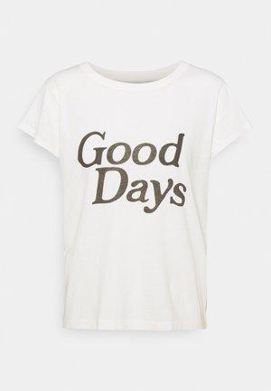 DAFFODIL TEE GOOD DAYS GRAPHIC - Print T-shirt - lighthouse