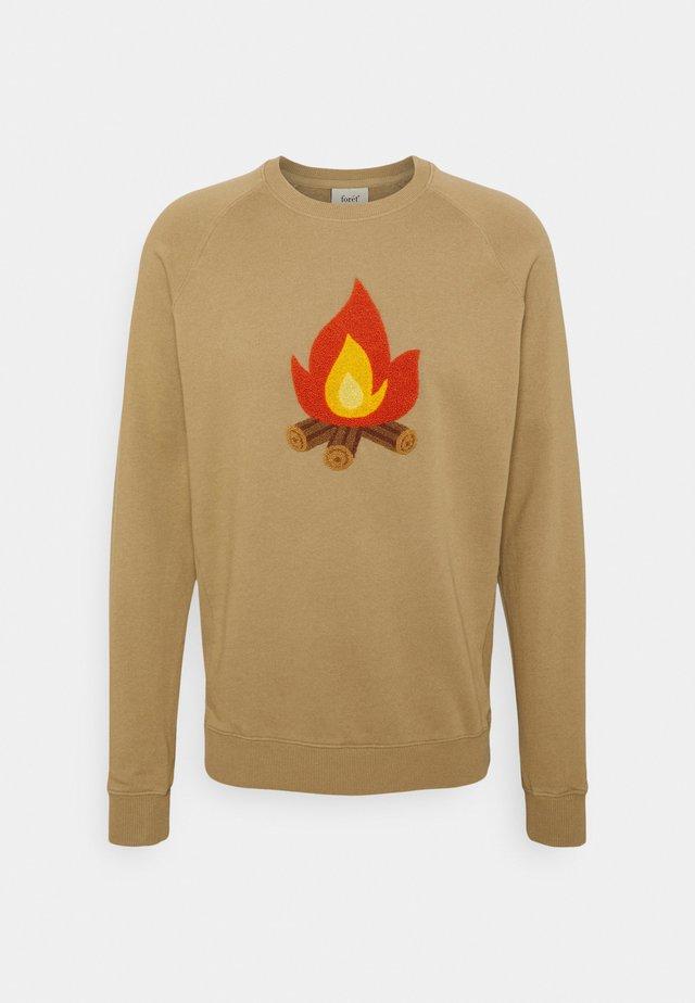 HEAT - Sweatshirt - khaki