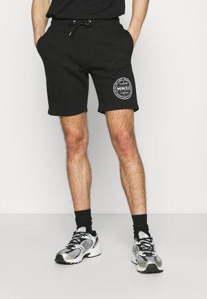LOGO EMBLEM  - Shorts - black