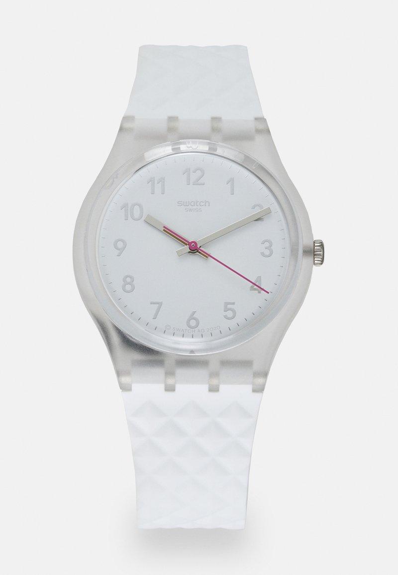Swatch - WHITENEL - Watch - white