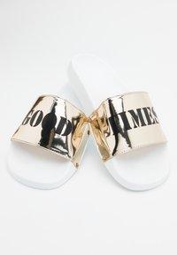 Trendyol - Mules - gold - 5