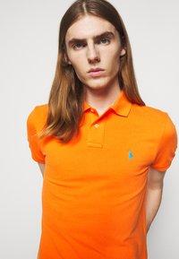 Polo Ralph Lauren - SHORT SLEEVE KNIT - Poloshirt - orange - 3