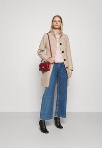Marks & Spencer London - COAT - Abrigo clásico - beige - 1