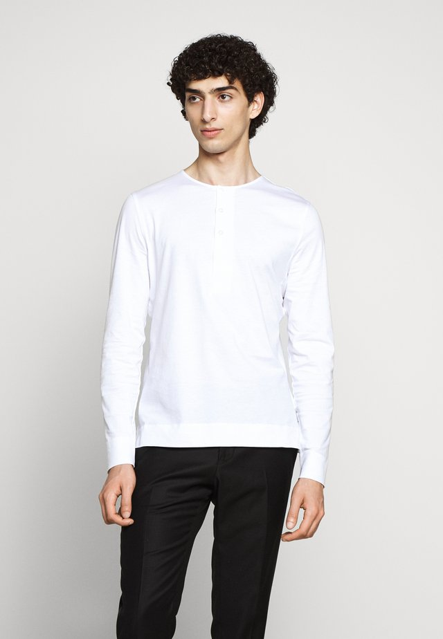 CAPPE - Long sleeved top - pure white