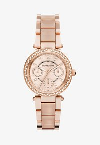 Michael Kors - MINI PARKER - Watch - roségold/puder - 1